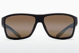 Ophthalmics Maui Jim Pohaku H528-25M - Brown