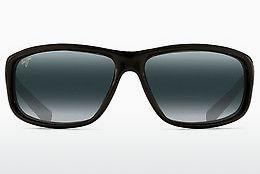 Ophthalmics Maui Jim Spartan Reef 278-02 - Black