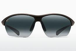 Ophthalmics Maui Jim Stone Crushers 429-2M - Black