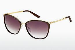 Ophthalmics Max Mara MM CLASSY I NOA/J8 - Gold, Red