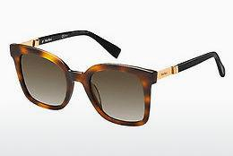 Ophthalmics Max Mara MM GEMINI I 581/HA - Black, Brown, Havanna