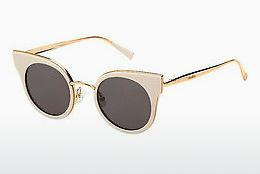 Ophthalmics Max Mara MM ILDE I 25A/K2 - White, Gold, Pink