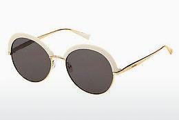 Ophthalmics Max Mara MM ILDE II 25A/K2 - White, Gold, Pink