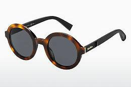 Ophthalmics Max Mara MM TAILORED III LTY/IR - Black, Brown, Havanna