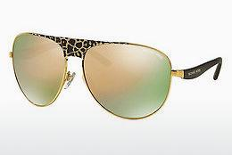 Ophthalmics Michael Kors SADIE II (MK1006 1057R5) - Black, Gold, Leopard