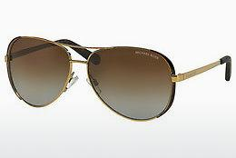 Ophthalmics Michael Kors CHELSEA (MK5004 1014T5) - Gold, Brown