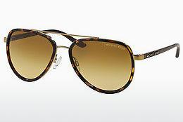 Ophthalmics Michael Kors PLAYA NORTE (MK5006 10342L) - Gold, Brown, Havanna