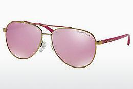 Ophthalmics Michael Kors HVAR (MK5007 10397V) - Gold, Pink