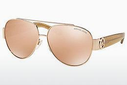 Ophthalmics Michael Kors TABITHA II (MK5012 1066R1) - Pink, Gold, Brown