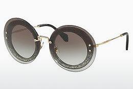 Ophthalmics Miu Miu Reveal (MU 10RS UES0A7) - Transparent, Silver