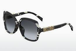 Ophthalmics Moschino MOS014/F/S WR7/9O - Black, Brown, Havanna