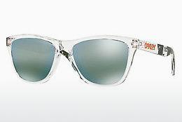 Ophthalmics Oakley FROGSKINS (OO9013 24-436) - Transparent, White