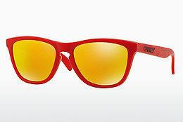 Ophthalmics Oakley FROGSKINS (OO9013 901348) - Red