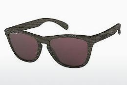 Ophthalmics Oakley FROGSKINS (OO9013 901389) - Brown