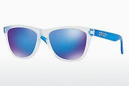 Ophthalmics Oakley FROGSKINS (OO9013 9013B2) - Transparent, White
