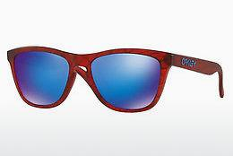 Ophthalmics Oakley FROGSKINS (OO9013 9013B7) - Red, Brown