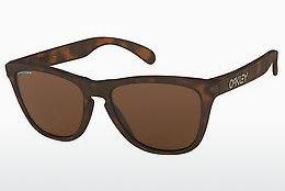 Ophthalmics Oakley FROGSKINS (OO9013 9013C5) - Brown, Havanna