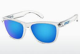 Ophthalmics Oakley FROGSKINS (OO9013 9013D0) - Transparent, White