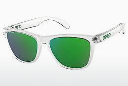 Ophthalmics Oakley FROGSKINS (OO9013 9013D6) - Transparent, White