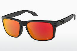 Ophthalmics Oakley HOLBROOK (OO9102 9102E2) - Black