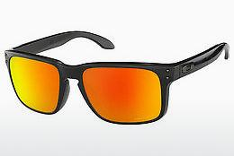 Ophthalmics Oakley HOLBROOK (OO9102 9102F1) - Black