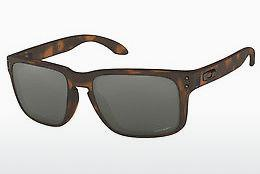 Ophthalmics Oakley HOLBROOK (OO9102 9102F4) - Brown, Havanna