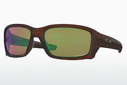 Ophthalmics Oakley Straightlink (OO9331 933106) - Brown