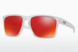 Ophthalmics Oakley SLIVER XL (OO9341 934109) - Transparent, White