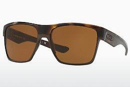 Ophthalmics Oakley Twoface Xl (OO9350 935006) - Brown, Havanna