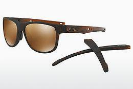 Ophthalmics Oakley CROSSRANGE R (OO9359 935907) - Brown, Havanna