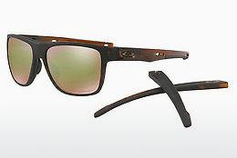 Ophthalmics Oakley CROSSRANGE XL (OO9360 936010) - Brown, Havanna
