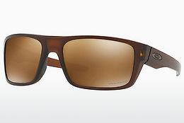 Ophthalmics Oakley DROP POINT (OO9367 936707) - Brown
