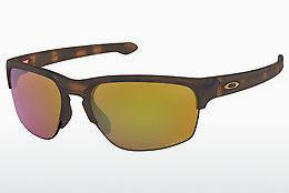 Ophthalmics Oakley SLIVER EDGE (OO9413 941305) - Brown, Havanna