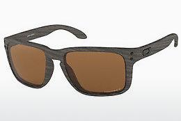 Ophthalmics Oakley HOLBROOK XL (OO9417 941706) - Brown