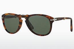 Ophthalmics Persol FOLDING (PO0714 108/58) - Brown, Havanna