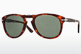 Ophthalmics Persol FOLDING (PO0714 24/31) - Brown, Havanna