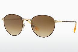 Ophthalmics Persol PO2445S 107551 - Gold, Brown, Havanna