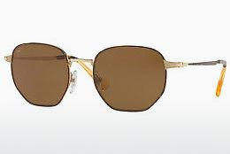 Ophthalmics Persol PO2446S 107557 - Gold, Brown, Havanna