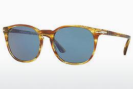Ophthalmics Persol PO3007S 105056 - Yellow, Brown, Havanna