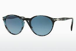 Ophthalmics Persol PO3092SM 9049Q8 - Blue, Brown, Havanna, Grey