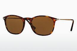 Ophthalmics Persol PO3124S 24/57 - Brown, Havanna