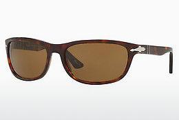 Ophthalmics Persol PO3156S 24/57 - Brown, Havanna