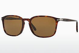 Ophthalmics Persol PO3158S 24/57 - Brown, Havanna