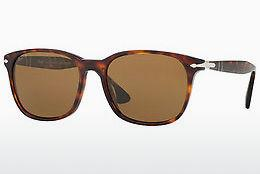 Ophthalmics Persol PO3164S 24/57 - Brown, Havanna