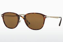 Ophthalmics Persol PO3165S 24/57 - Brown, Havanna
