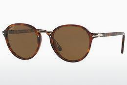 Ophthalmics Persol PO3184S 24/57 - Brown, Havanna