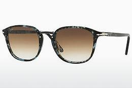 Ophthalmics Persol PO3186S 106251 - Blue, Brown, Havanna, Grey