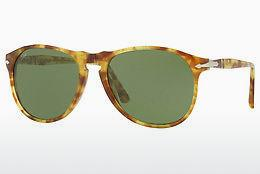 Ophthalmics Persol PO6649S 10614E - Yellow, Brown, Havanna