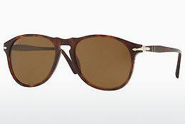 Ophthalmics Persol PO6649S 24/57 - Brown, Havanna