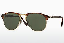 Ophthalmics Persol PO8649S 24/31 - Brown, Havanna